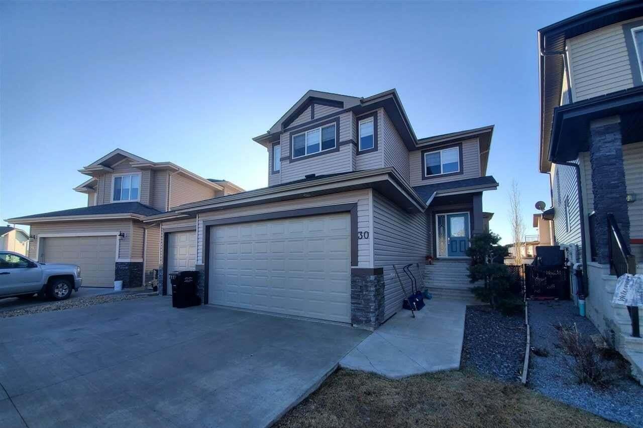 House for sale at 30 Mckenzie Cl Leduc Alberta - MLS: E4187223