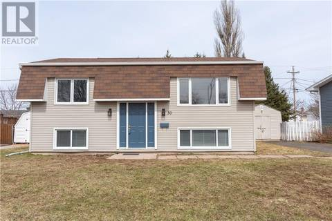 House for sale at 30 Mecca Dr Moncton New Brunswick - MLS: M122403