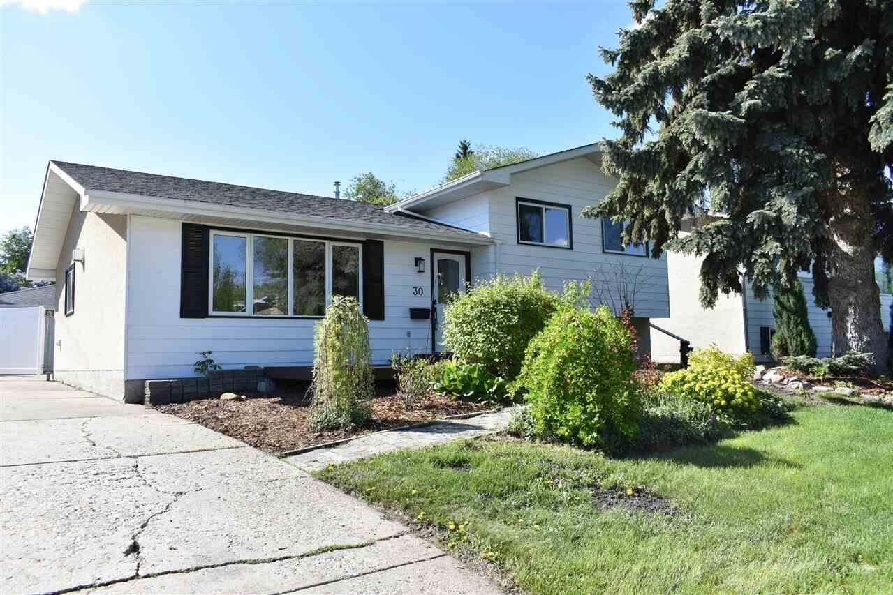 House for sale at 30 Mission St Sherwood Park Alberta - MLS: E4200446