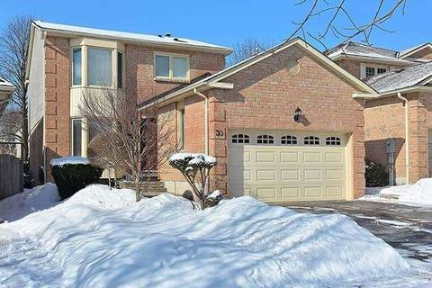 House for sale at 30 Moorcrest Dr Aurora Ontario - MLS: N4375040