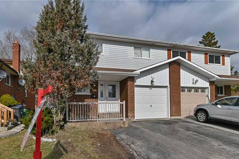 Townhouse for sale at 30 Newlyn Cres Brampton Ontario - MLS: W4731093