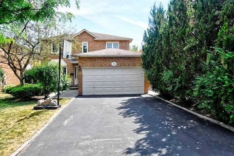 House for sale at 30 Norwich Dr Markham Ontario - MLS: N4522083