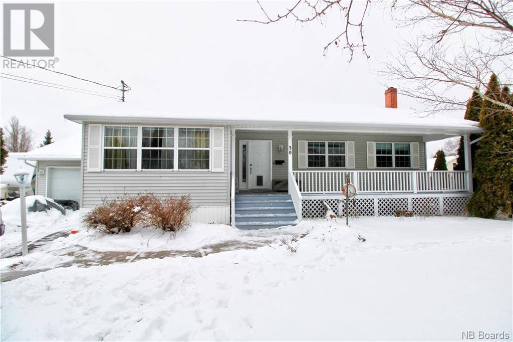 House for sale at 30 Oak Ct Sussex New Brunswick - MLS: NB038941