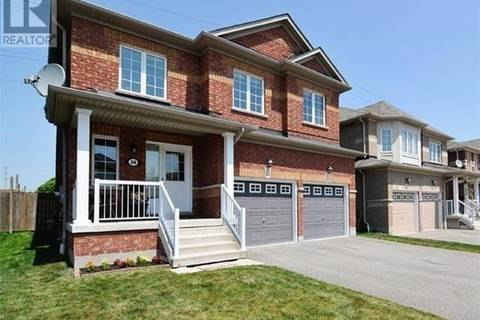 House for sale at 30 Oceanpearl Cres Whitby Ontario - MLS: E4490036