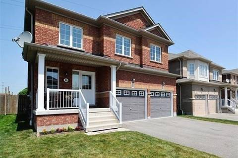 House for sale at 30 Oceanpearl Cres Whitby Ontario - MLS: E4506119
