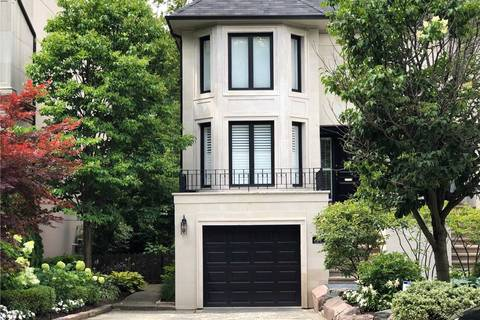 Townhouse for sale at 30 Oriole Rd Toronto Ontario - MLS: C4601772