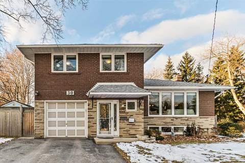 House for sale at 30 Pagebrook Dr Toronto Ontario - MLS: W4698907