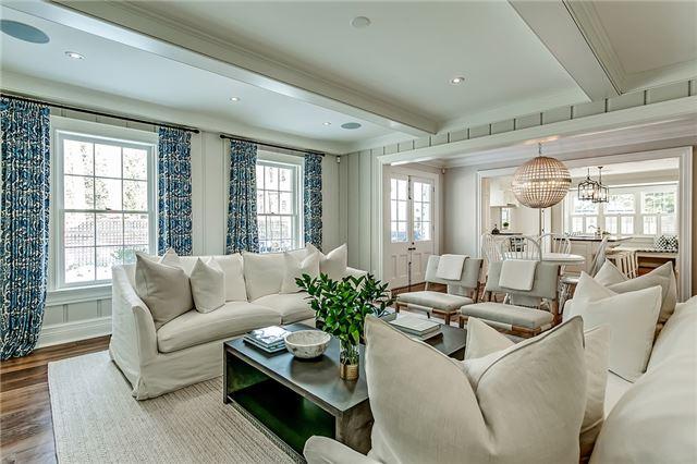 For Sale: 30 Park Avenue, Oakville, ON   3 Bed, 5 Bath House for $3,498,000. See 20 photos!