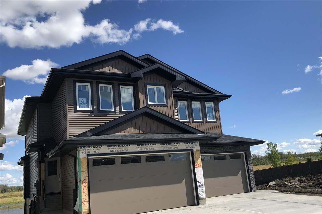 Townhouse for sale at 30 Peter St Spruce Grove Alberta - MLS: E4201726