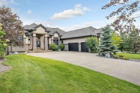 House for sale at 30 Pinnacle Pl Rural Sturgeon County Alberta - MLS: E4164609