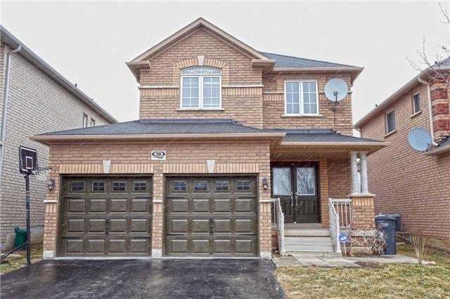 For Sale: 30 Portstewart Crescent, Brampton, ON | 3 Bed, 4 Bath House for $899000.00. See 3 photos!