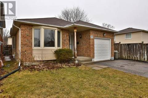 House for sale at 30 Prout Dr Bowmanville Ontario - MLS: 185831
