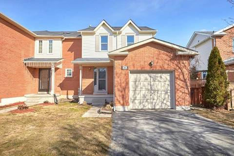 Townhouse for sale at 30 Quance St Barrie Ontario - MLS: S4727415