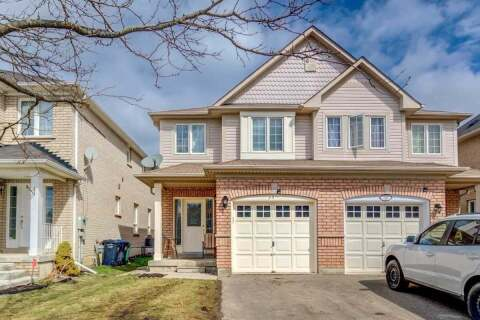 Townhouse for sale at 30 Red Plant Cres Brampton Ontario - MLS: W4772190