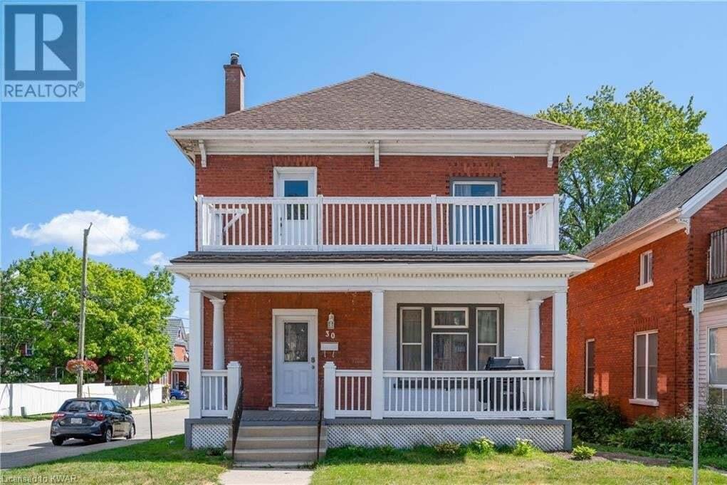 House for sale at 30 Regina St North Waterloo Ontario - MLS: 40036030
