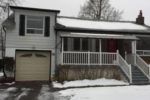 House for rent at 30 Reidmount Ave Toronto Ontario - MLS: E4694432