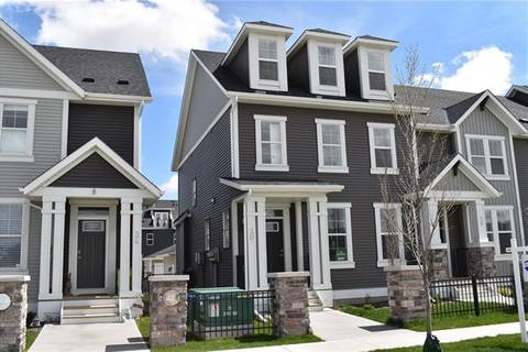 Townhouse for sale at 30 Reynolds Gt Southwest Airdrie Alberta - MLS: C4245483