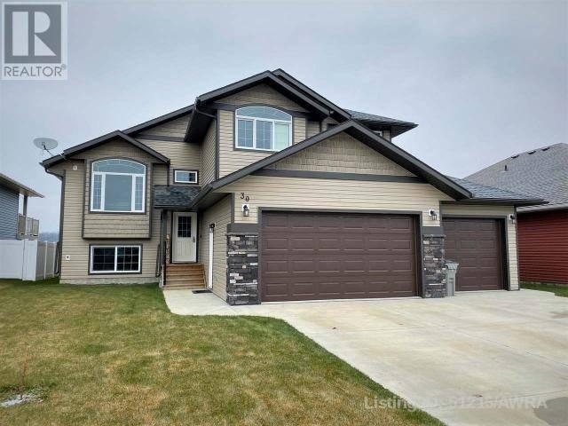 House for sale at 30 Riverdale Bend Whitecourt Alberta - MLS: 51215