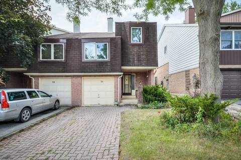 Townhouse for sale at 30 Rose Wy Markham Ontario - MLS: N4541953