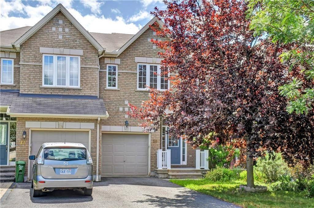 Townhouse for sale at 30 Saddlesmith Circ Kanata Ontario - MLS: 1165654
