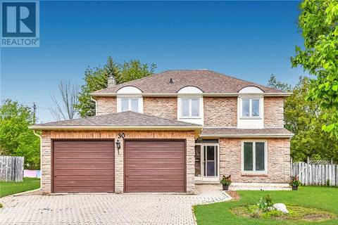 House for sale at 30 Sandcliffe Pl Waterloo Ontario - MLS: 30744283