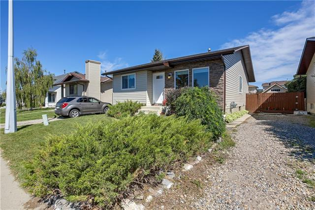 For Sale: 30 Sandstone Crescent Southeast, Airdrie, AB | 4 Bed, 2 Bath House for $336,900. See 20 photos!