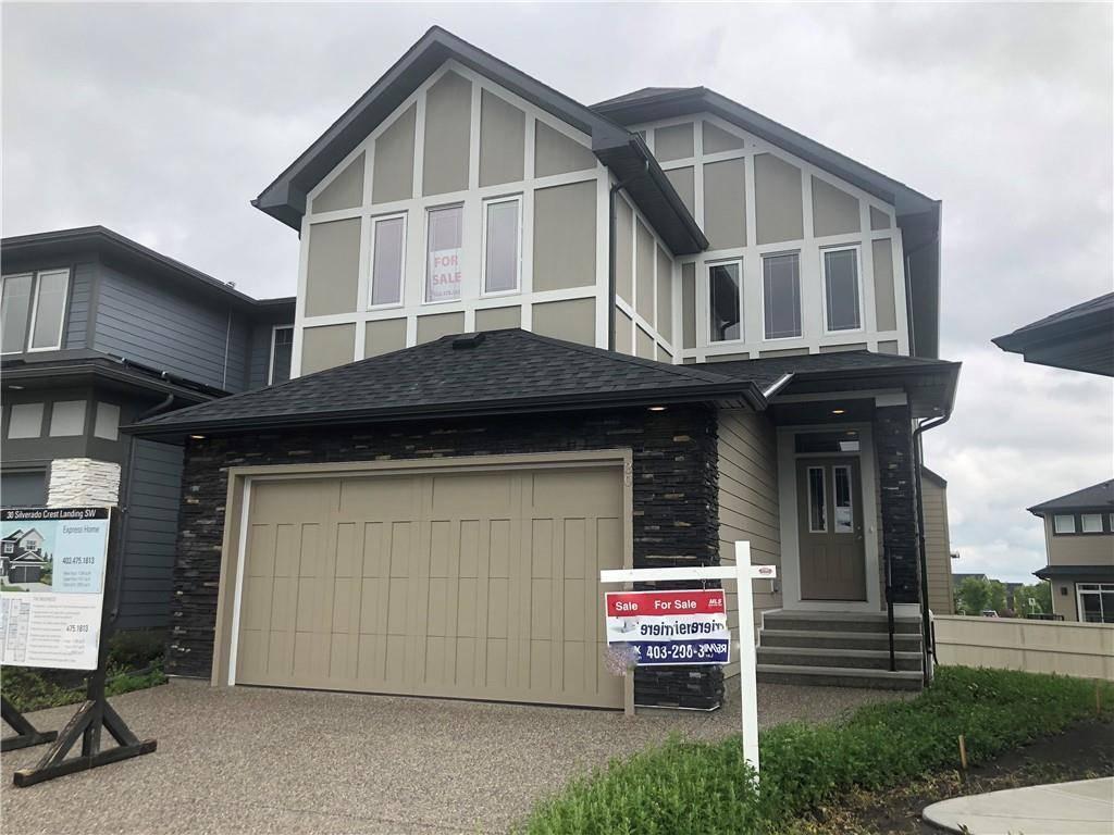 House for sale at 30 Silverado Crest By Sw Silverado, Calgary Alberta - MLS: C4224402