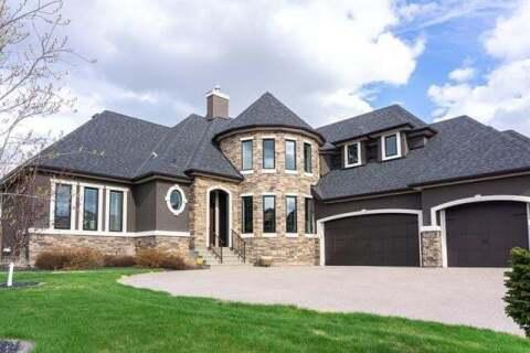 House for sale at 30 Silverado Ranch Wy Southwest Calgary Alberta - MLS: C4296434