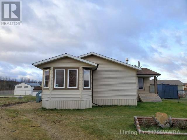 Residential property for sale at 30 Soper St Whitecourt Alberta - MLS: 51799