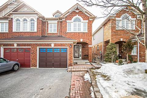 Townhouse for sale at 30 Stevensgate Dr Ajax Ontario - MLS: E4390994