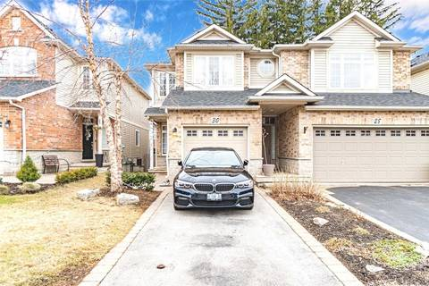 Townhouse for sale at 30 Sunnycroft Ct Hamilton Ontario - MLS: X4721824