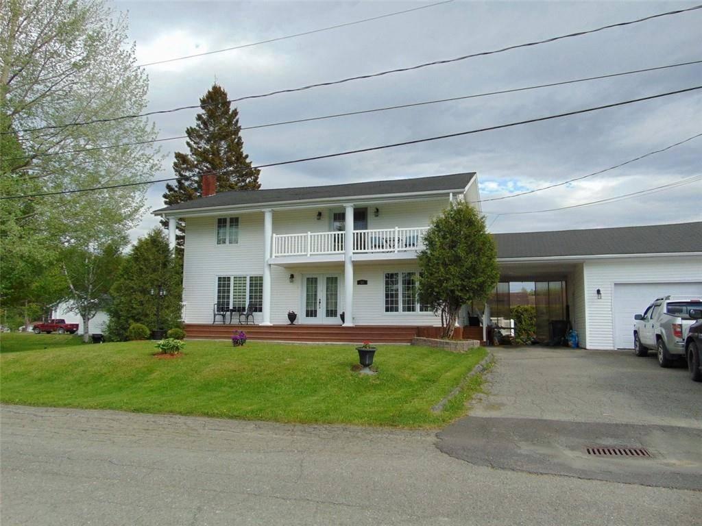 House for sale at 30 Thomas St Saint Jacques New Brunswick - MLS: NB026126