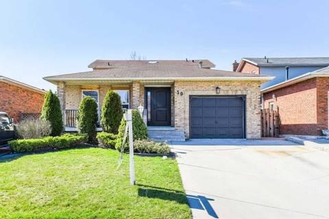 House for sale at 30 Trenholme Cres Hamilton Ontario - MLS: X4738652