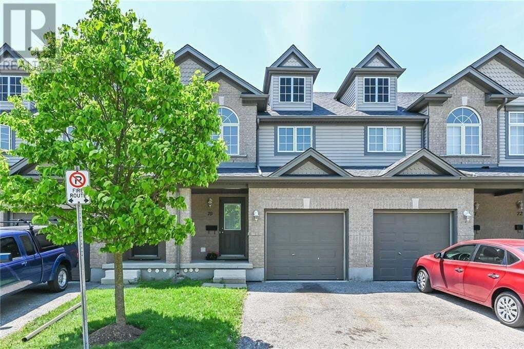 Townhouse for sale at 30 Vaughan St Guelph Ontario - MLS: 30807286