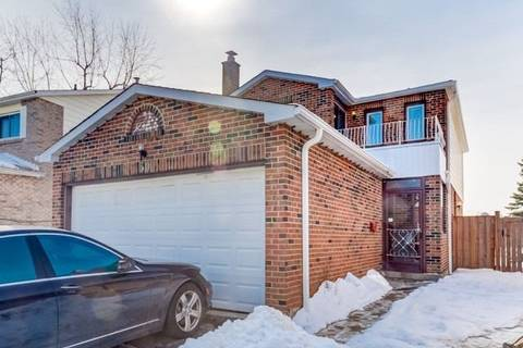 House for sale at 30 Verity Ct Brampton Ontario - MLS: W4413457