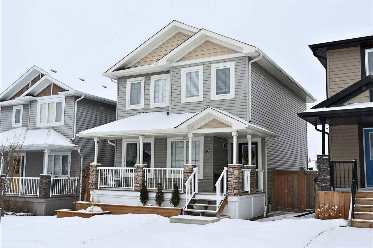 House for sale at 30 Veronica Hl Spruce Grove Alberta - MLS: E4190321
