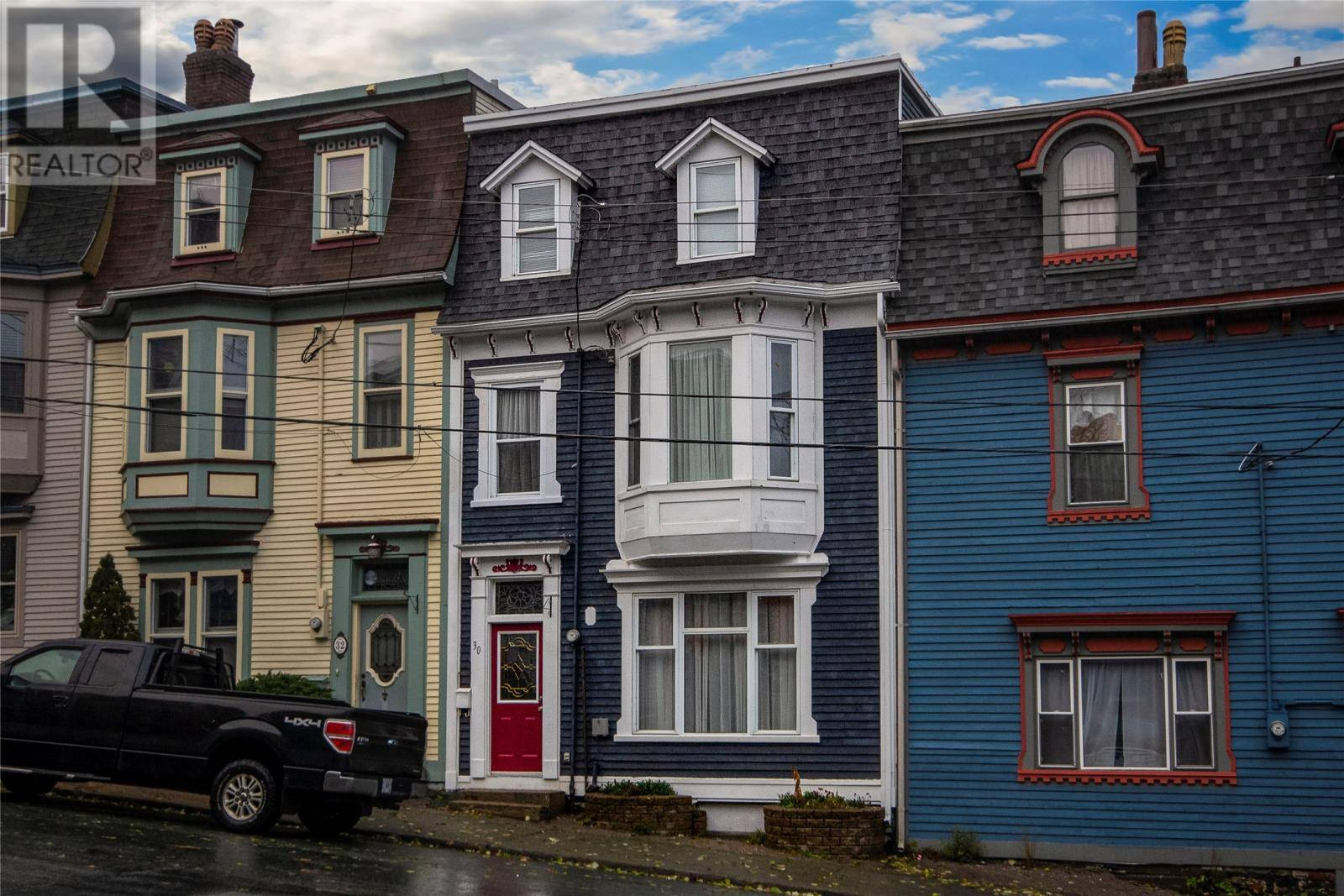 House for sale at 30 Victoria St St. John's Newfoundland - MLS: 1207570