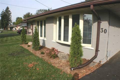 House for sale at 30 Weber Dr Halton Hills Ontario - MLS: W4613662