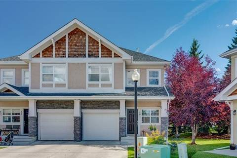 Townhouse for sale at 30 Wentworth Common Southwest Calgary Alberta - MLS: C4267858
