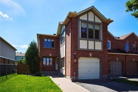 Townhouse for sale at 30 Westpointe Cres Ottawa Ontario - MLS: 1156905