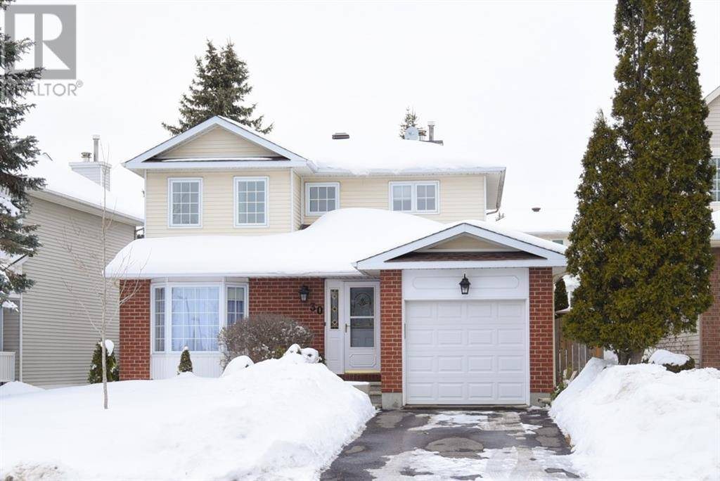 House for sale at 30 Weybridge Dr Ottawa Ontario - MLS: 1181397