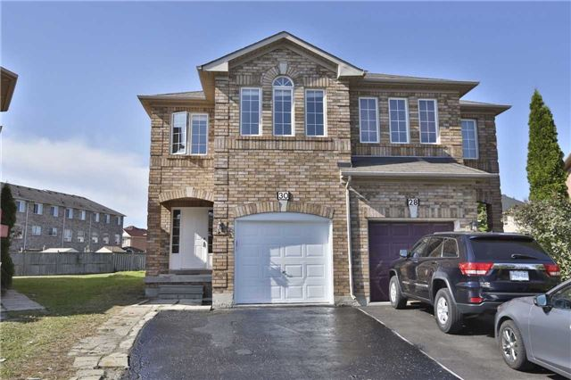 Sold: 30 Whiteface Crescent, Brampton, ON