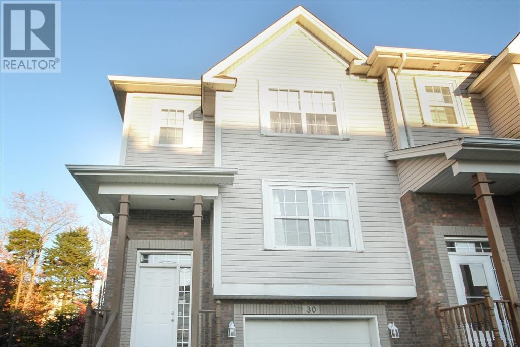 Townhouse for sale at 30 Whitehall Cres Dartmouth Nova Scotia - MLS: 202021914