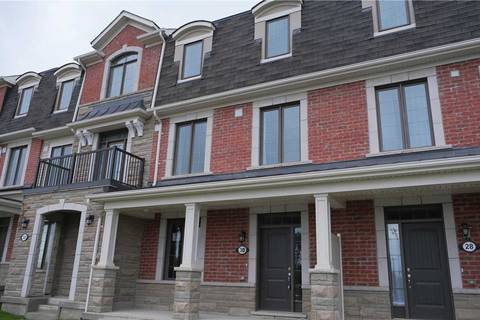 Townhouse for rent at 30 William F Bell Pkwy Richmond Hill Ontario - MLS: N4609993