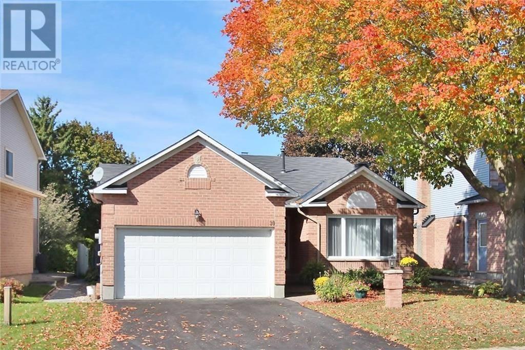 House for sale at 30 Windbrook Cres Kanata Ontario - MLS: 1172673