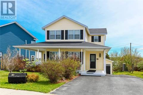 House for sale at 30 Wintergreen Rd Conception Bay South Newfoundland - MLS: 1198069