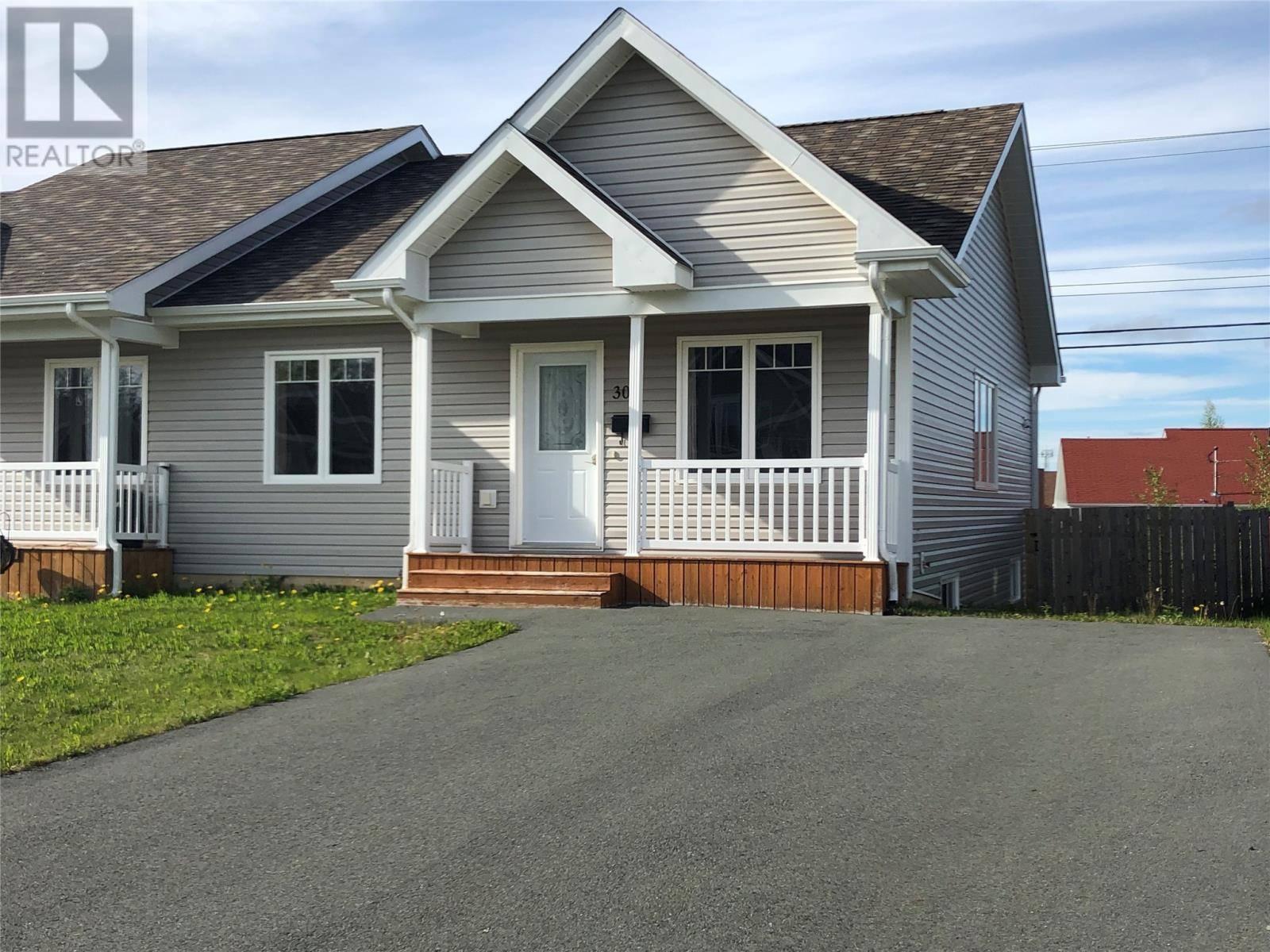 House for sale at 30 Yeager St Gander Newfoundland - MLS: 1192216