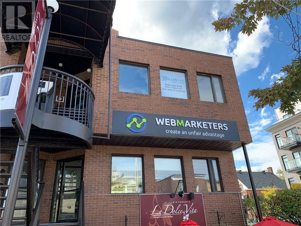 Commercial property for lease at 180 Preston St Apartment 300 Ottawa Ontario - MLS: 1173647