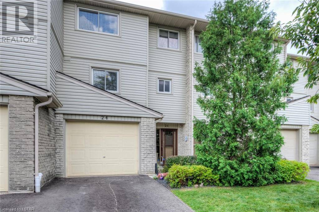 Townhouse for sale at 24 Sandringham Cres Unit 300 London Ontario - MLS: 216381