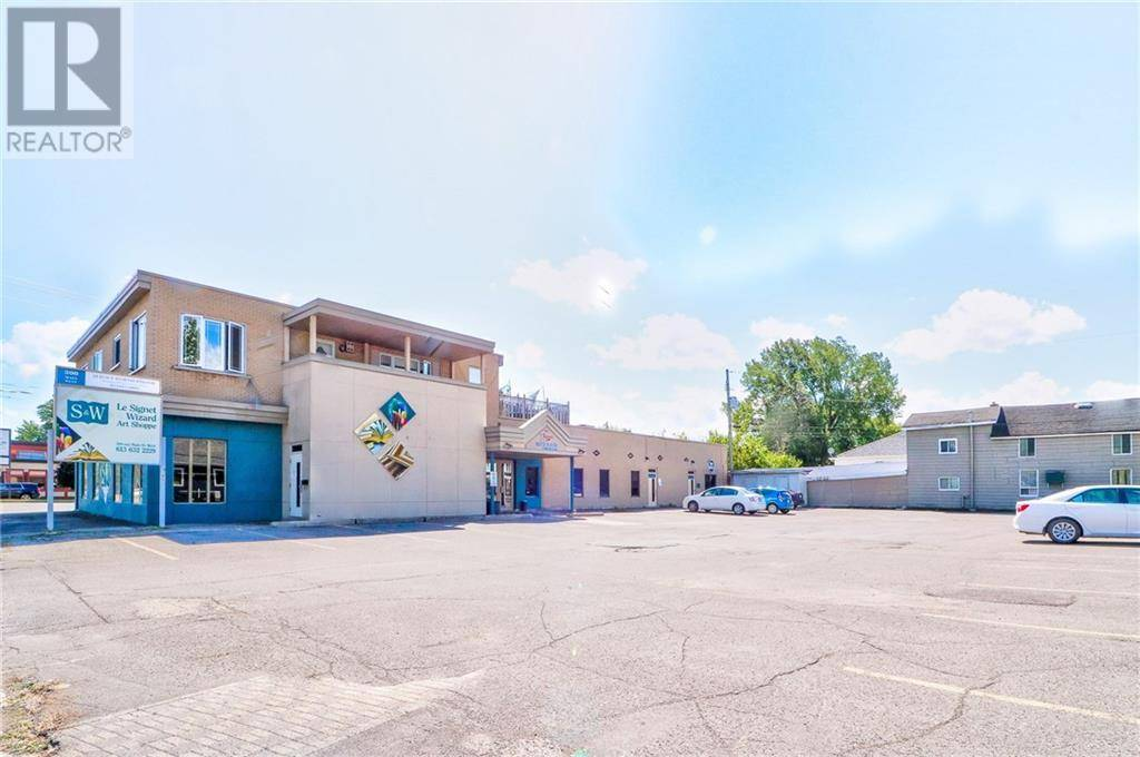 Commercial property for sale at 302 Main St Unit 300 Hawkesbury Ontario - MLS: 1167427